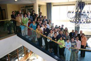 2005 reunion [Haarlem - NL], decendants of 1.5 (Ong Balok Nio)